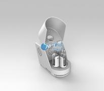 土壤研磨机型号:JX-0.4L